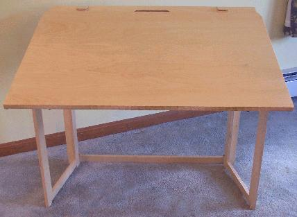 Puzzle Writing Desk