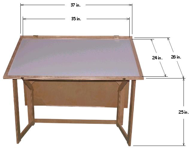 Bench - Table - Chair: Jigsaw puzzle table woodworking plans